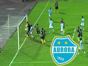 Copa Sudamericana: Blooper de arquero da victoria a equipo rival