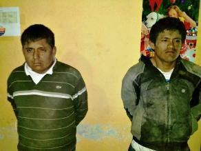 Trujillo: sorprenden a sujetos robando oficinas de empresa en Moche