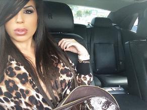 Laura Bozzo: Comparan a su hija con Kim Kardashian