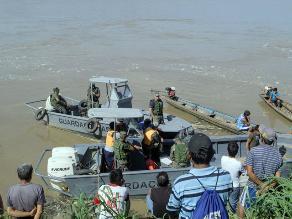 Yurimaguas: continúan con la búsqueda de desaparecidos tras naufragio