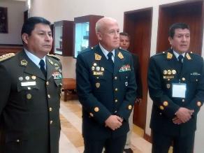 Puno: policías de Perú y Bolivia juntos contra el tráfico ilícito de drogas