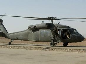 Rusia: Mueren seis personas al estrellarse helicóptero en el Pacífico