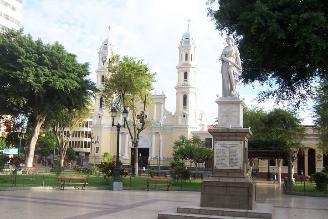 Piura conmemora su 483 aniversario de fundación española