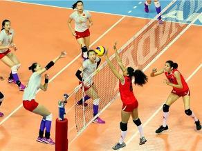Mundial de Vóley Sub 23: Perú cae ante China y le dice adiós al título