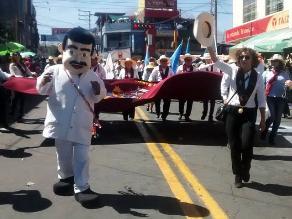 Arequipa celebra aniversario con Gran Corso de la Amistad