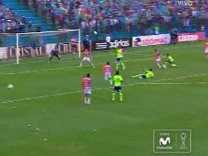 Sporting Cristal vs. Sport Loreto: El gol que se falla Horacio Calcaterra