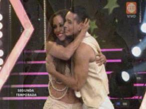 El Gran Show: Olinda Castañeda se salva y permanecerá en competencia