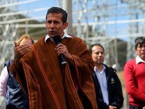 Ollanta Humala logra 17 % de aprobación en agosto, según Ipsos