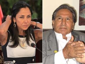 Ipsos: Nadine Heredia y Alejandro Toledo son líderes con menor aprobación