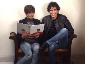 Pedro Suárez-Vértiz publica su primer cuento infantil