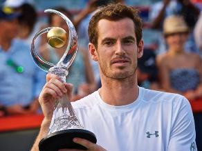Murray se entromete en la dictadura de Djokovic y gana en Montreal