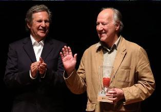 Festival de Cine de Lima cerró homenajeando a Herzog