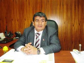Lambayeque: Comisión declara improcedente vacancia contra Humberto Acuña