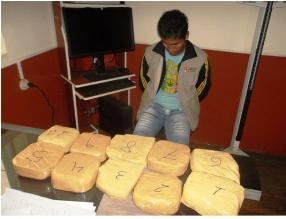 Trujillo: intervienen a mujer que vendía droga junto a su hijo