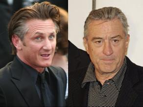 Robert De Niro y Sean Penn están de cumpleaños, aquí sus mejores filmes