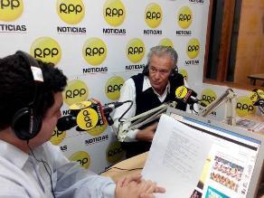 La Libertad: campaña de Alan García la maneja congresista Elías Rodríguez