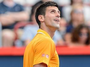 Masters 1000 de Montreal: Novak Djokovic se quejó porque fumaron marihuana