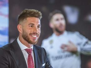 Sergio Ramos renueva con Real Madrid y asegura: Nunca me ha movido el dinero