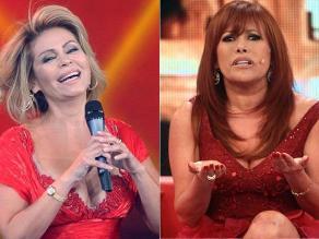 Rating: Gisela Valcárcel volvió a vencer a Magaly Medina