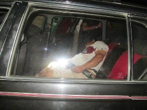Trujillo: chofer de combi es asesinado frente a pasajeros