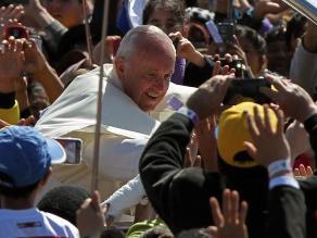 El papa Francisco vuelve a ser candidato al Nobel de la Paz