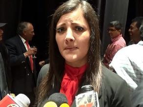 Arequipa: Yamila Osorio habla de investigaciones en obras de gestión anterior