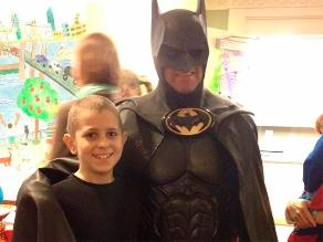 Batman de Maryland muere en accidente de tránsito