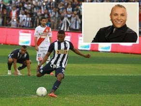 Alianza Lima: Carlos Cacho hace curioso comentario sobre penal fallado de Preciado