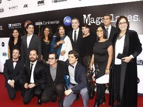 Magallanes: Artistas brillaron en avant premiere