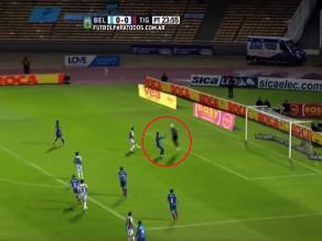 YouTube: 'Blooper' de dos jugadores de Tigre significó la derrota