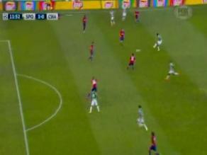 Sporting de Lisboa: André Carrillo y su impresionante pase para el gol de Teo Gutiérrez