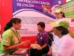 Alimentación saludable y actividad física previenen cáncer de colon