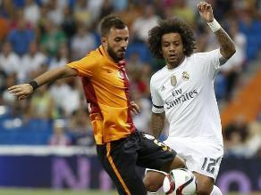 Real Madrid: Marcelo y un golazo para ganar el Trofeo Santiago Bernabeú
