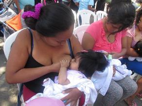 Piura: bebé de seis meses ganó concurso