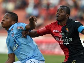 Melgar goleó 4-0 a Junior pero quedó eliminado de la Copa Sudamericana