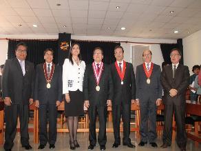 Arequipa: juramentó presidente del Consejo Regional Anticorrupción