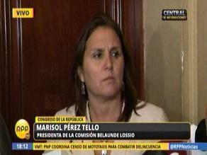 Ilán Heredia y Rocío Calderón pasan a condición de investigados