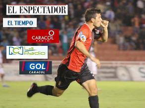 Melgar vs. Junior: Así sufrió la prensa colombiana la goleada arequipeña