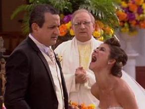 AFHS: Televidentes fueron testigos de otra boda frustrada