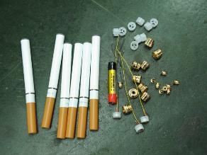 Los cigarrillos electrónicos son un 95 % menos dañinos que el tabaco