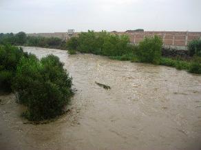 Trujillo: monitorean río Moche y quebradas con drone