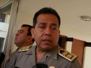 Jefe de la PNP Trujillo pidió a transportistas denunciar extorsiones