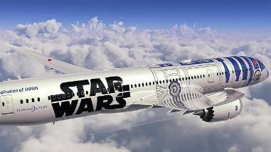 Star Wars tiene nuevos aviones