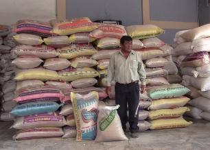Lambayeque: cuarenta toneladas de quinua en peligro por