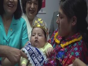 Chiclayo: niño de Kañaris ganó concurso de