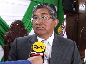 Huancayo: Contraloría suspende por tres años a gerente municipal