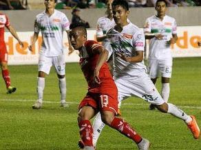 Toluca, con gol de Christian Cueva, igualó 1-1 con Zacapatec XXI por la Copa MX