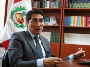 Narcoindultos: Procurador no descarta que testimonios mencionen a García