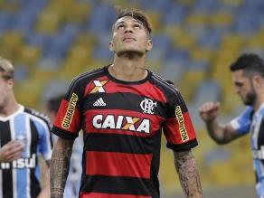 Paolo Guerrero: Flamengo rechaza nueva oferta del Inter de Italia por él