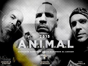 A.N.I.M.A.L. retorna a Lima con su canto reivindicativo
